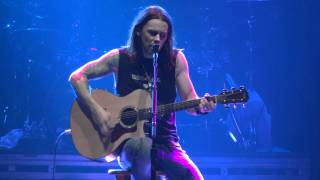 ALTER BRIDGE - Wonderful Life (Live Zenith, Paris - France, 04/11/2011)
