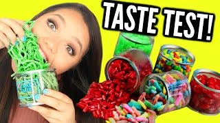Candy Overload! Candy Club Taste Test!
