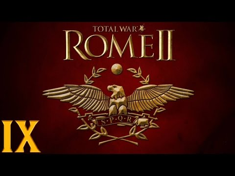 Total War: Rome 2 - Rzym #9 - Bitwa o Patavium (Gameplay PL)