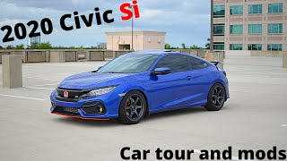 2020 Honda Civic Si - Even Better With Mods!