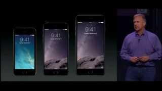 Презентация iPhone 6 и iPhone 6 Plus на русском языке