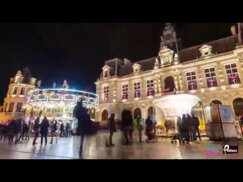 Noël à Poitiers, la ville en fête