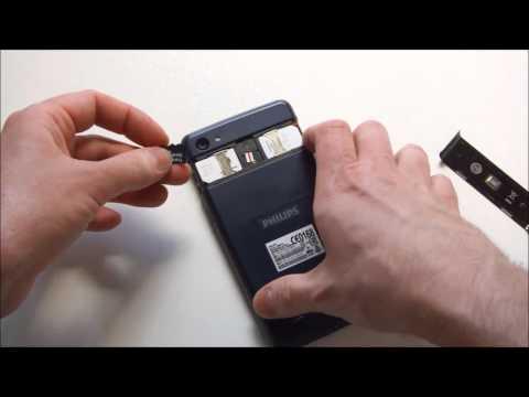 Philips Xenium W6610 - предварительный обзор