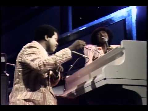 Billy Preston and Syreeta - With You I'm Born again LIVE 1979