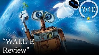 WALL-E Game Review
