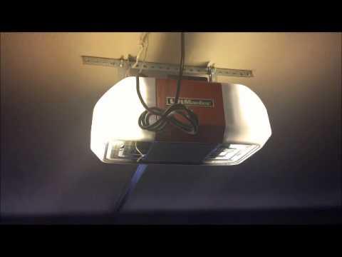 My New Liftmaster 8500 Remote Door Opener Internet Programming