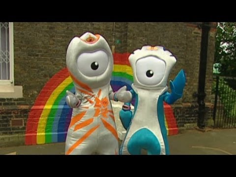 Are The London Games Mascots Cute Or Creepy?