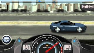 Drag Racing Toyota Supra Level 2 Tune
