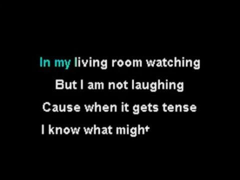 Linkin Park - Hands Held High (Karaoke Instrumental) On Screen Lyrics