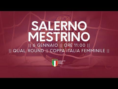 [Qual. Round] Coppa Italia F: Salerno - Mestrino 30-27
