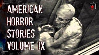 5 Scary TRUE USA Horror Stories [North Carolina, Michigan, Oklahoma, Mississippi, Vermont] Vol.9