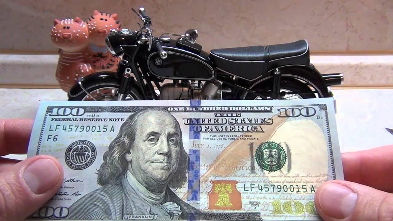 100 долларовая купюра нового образца интернет магазин мешок ру