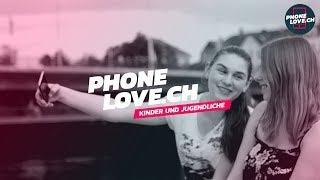 Smartphone-Nutzung von Kindern und Jugendlichen | PHONELOVE.CH