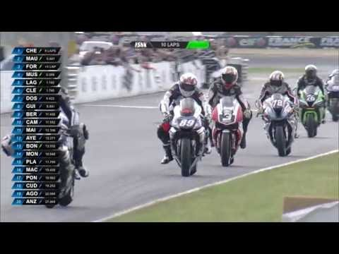Fsbk - Albi : Superbike / Course 2