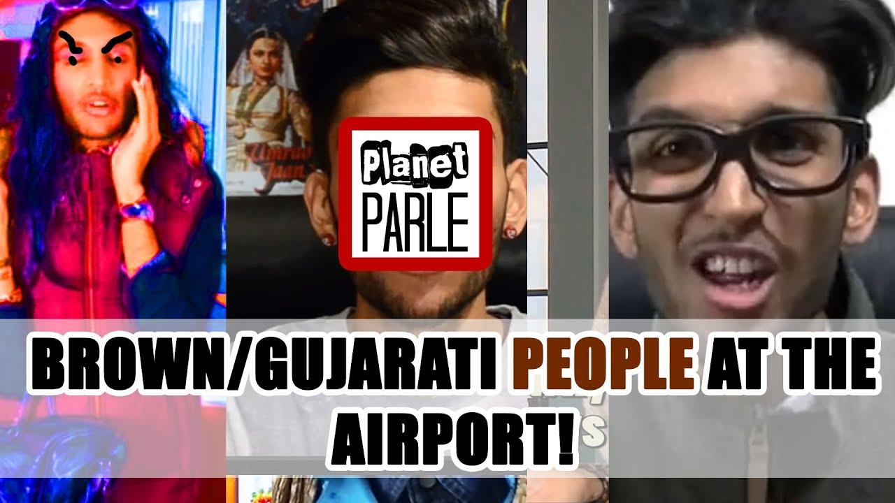 Download 2 - Brown/Gujarati People At The Airport!