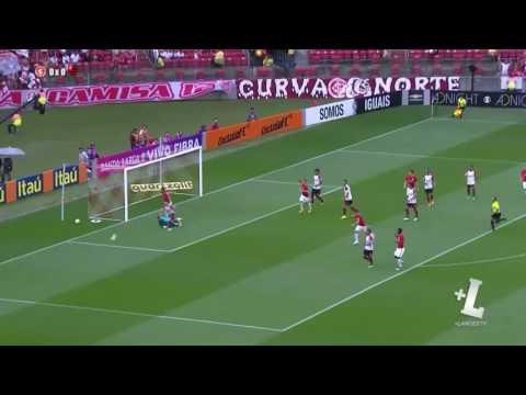Inter 2 x 1 Flamengo - Melhores Momentos - 16/10/2015