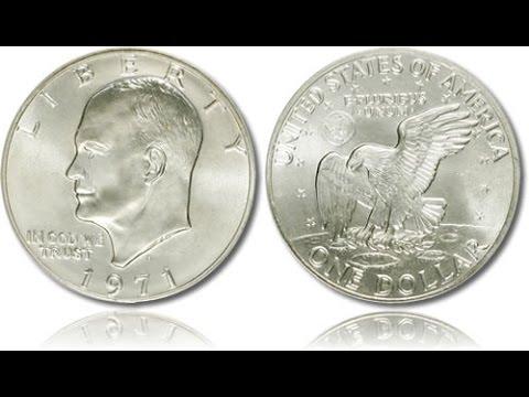 Eisenhower Dollar Coins