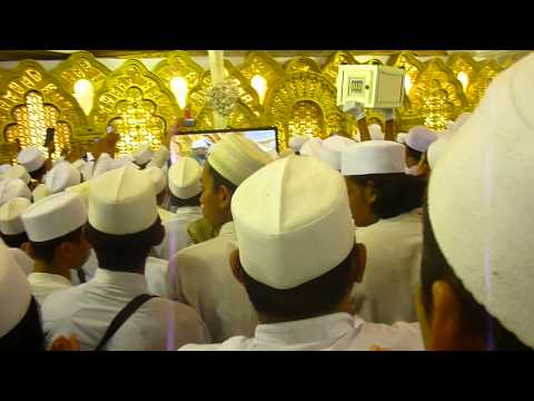 Haul Akbar Al Khidmah Kedinding Surabaya (Mahlul Qiyam) 2014