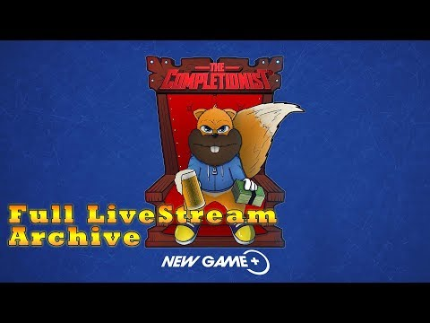 The Completionist Completes Conker's Bad Fur Day LIVE! Livestream VOD