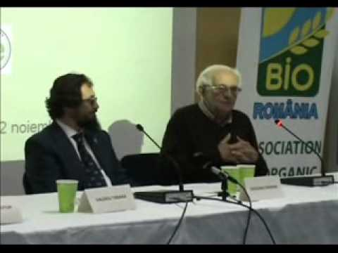 prof  Papacostea part2 la Romanian Organic Forum 2010