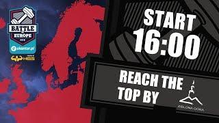 Ekantor.pl Battle of Europe vol.2 / WOD6: reach the top