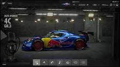 HOW TO - Lower your car and make custom paint jobs - GT Sport