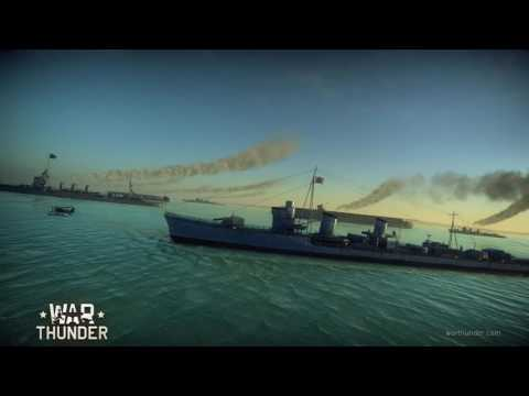 "Talking: War Thunder - EP93 - ""Going To Join Naval CBT With An Open Mind"""