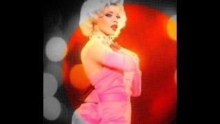 Diamonds Are a Girl's Best Friend - Marilyn Monroe by Evdokimov show