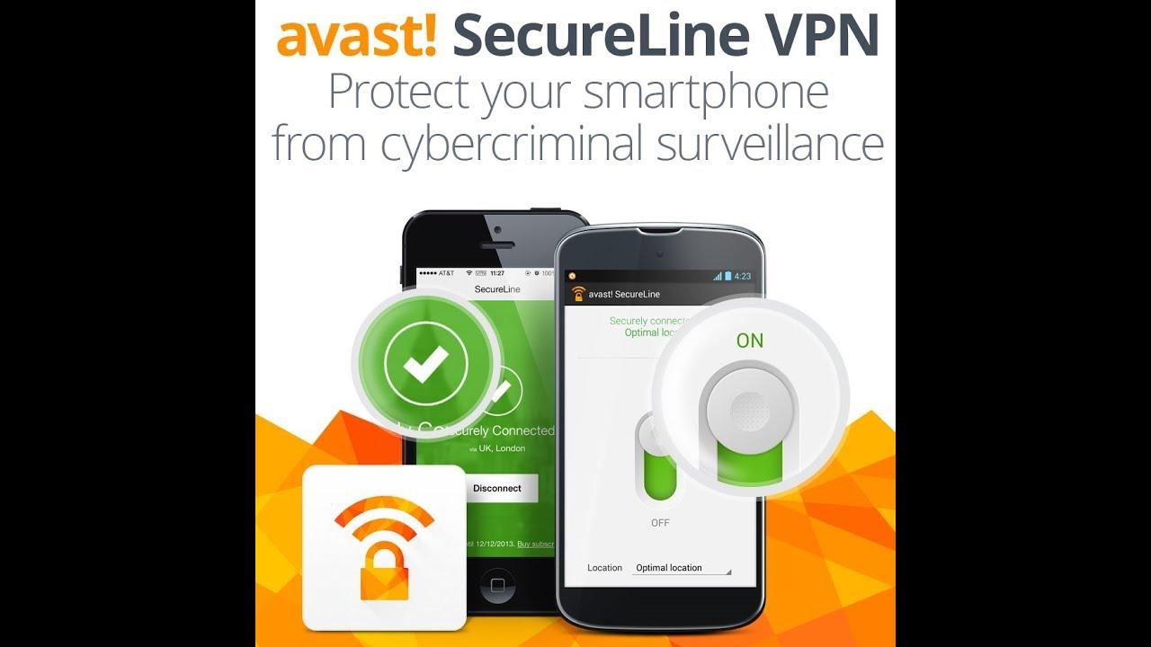 Avast secureline VPN license key 2019 - YouTube