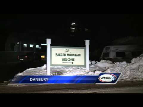 Ski accident at Ragged Mountain