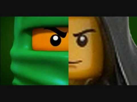 The Green Ninja Lego Ninjago