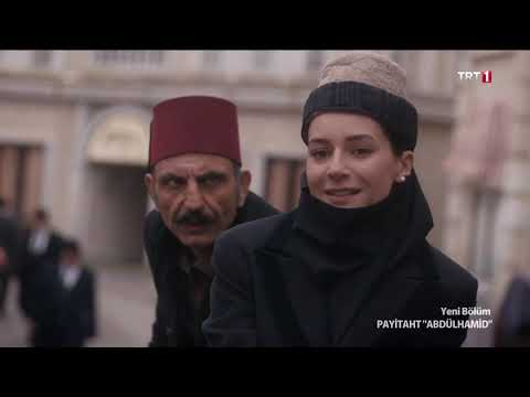 Payitaht Abdülhamid 73. Bölüm - Zeynep Halil Halid'i kaçırıyor