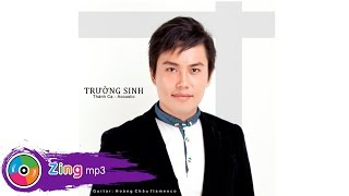 thanh ca acoustic - truong sinh album