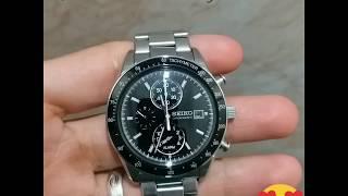 SEIKO chronograph 7T62-0JF0  R2