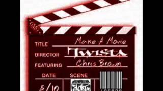 Make A Movie - Twista Ft. Chris Brown - New 2011 - (Slowed & Throwed)