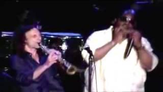 KennyG Duet With Stevie Wonder