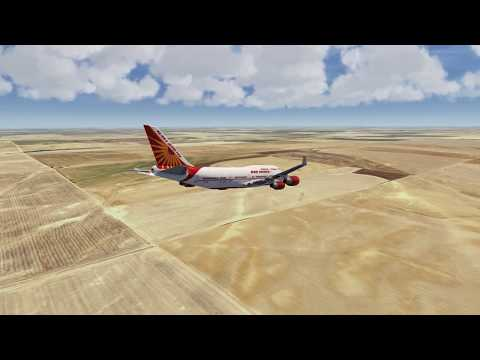 AIR INDIA 747-400 crash at Saudi Arabia