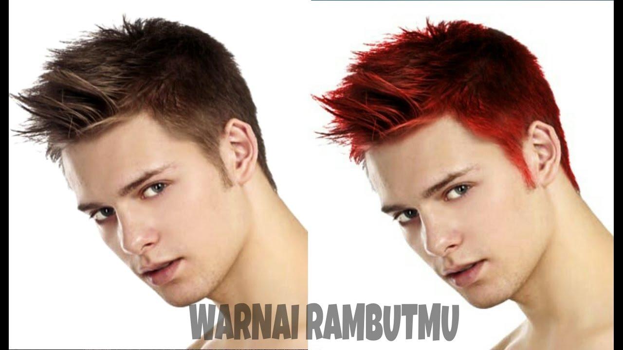 Cara edit foto ganti warna rambut dengan Picsart Android ...