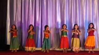 Noel 2014  kids cinematic dance