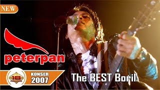 """MANTAPPP..!! """" PETERPAN """" Bikin Merinding Suara Ariel ... (LIVE KONSER BOGOR 2007)"""