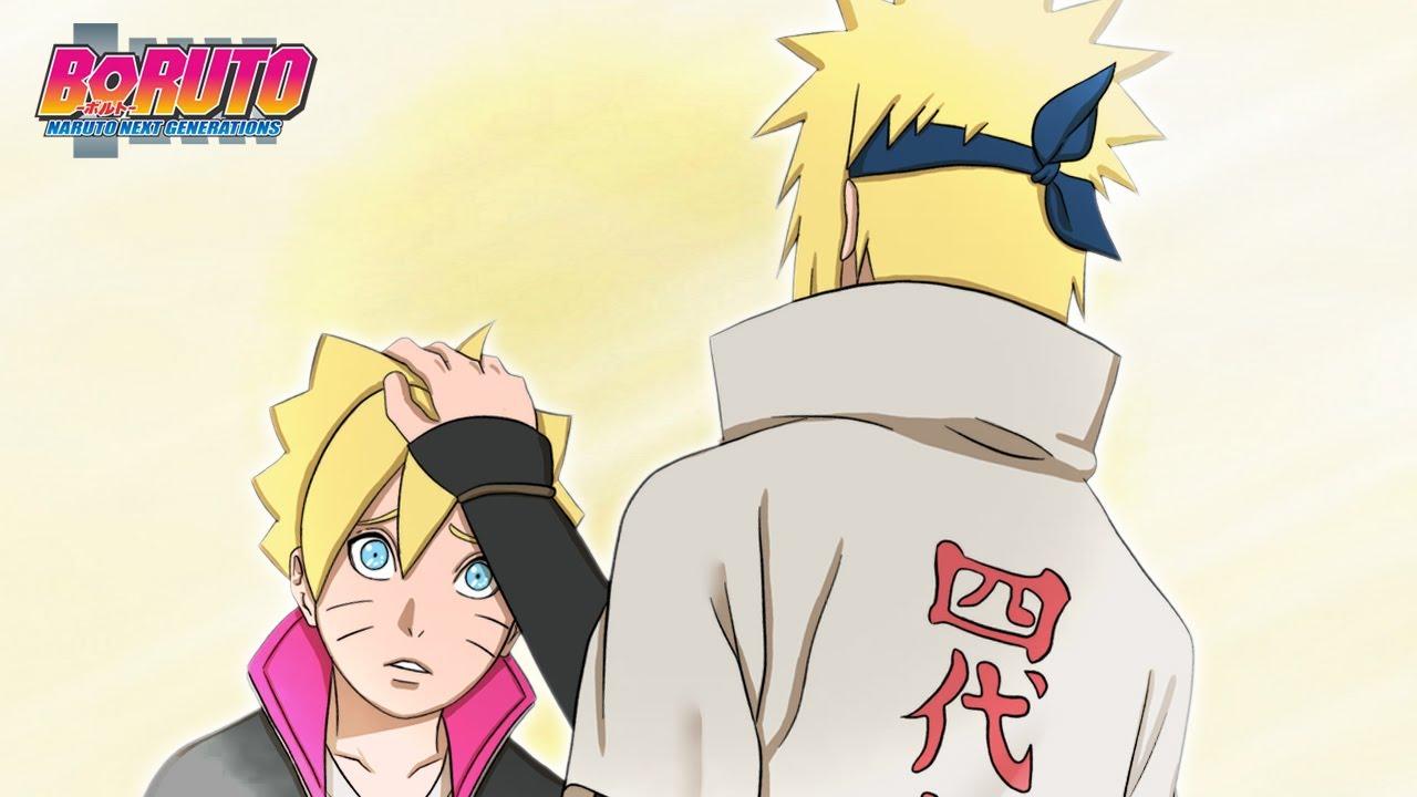 Rencontre Entre Naruto Et Son Père