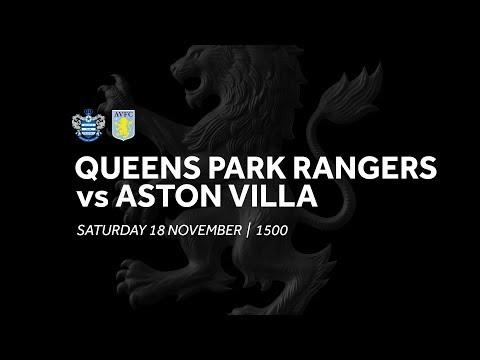 QPR 1-2 Aston Villa | Extended highlights