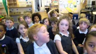 MPC Foundation, Chapel Allerton Primary School do Barbary macaque language!