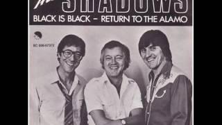 The Shadows - Black is Black