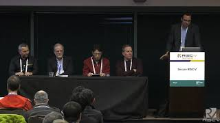 Panel: RISC V Security Ecosystem  Open for Business
