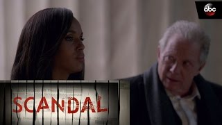 Cyrus (Jeff Perry) meets with Olivia (Kerry Washington), who tells ...