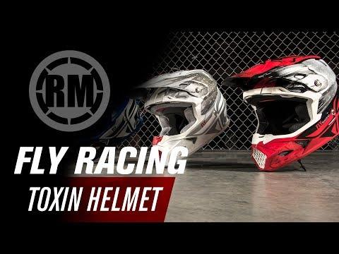 Fly Racing Toxin MIPS Motocross Helmet