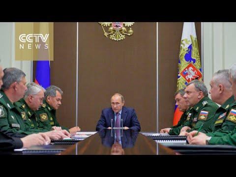 Putin: Russia to counter NATO missile defense