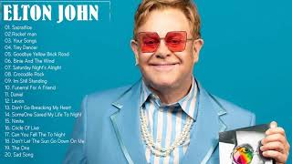 Elton John Best Songs -The Greatest Rock Ballads Of All Time