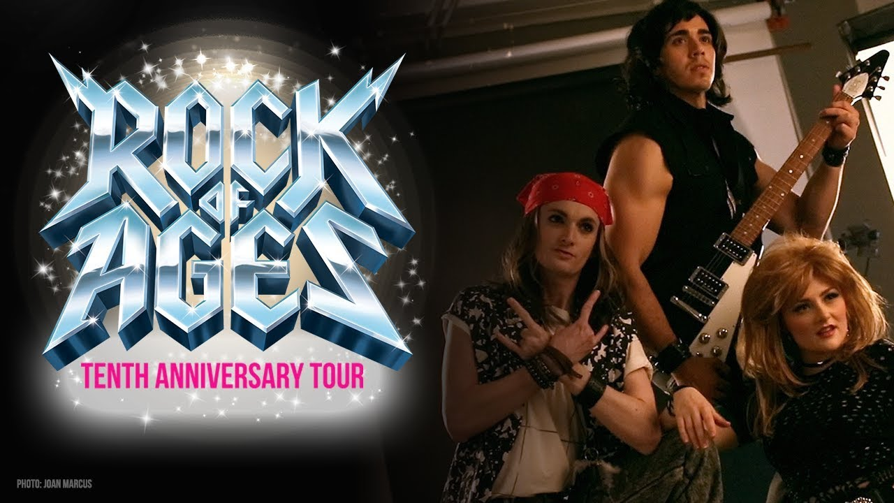 A Sneak Peek at The ROCK OF AGES Tenth Anniversary Tour